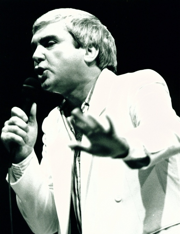 Brian's Stage Shots - Gene Pitney Tribute Site